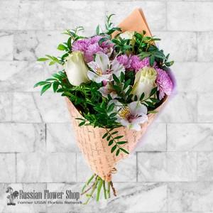 Ukraine Flower Bouquet #4