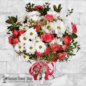 Ukraine Flower Bouquet #8