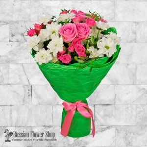 Ukraine Flower Bouquet #12