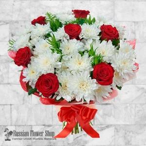 Ucrania ramo de flores #14