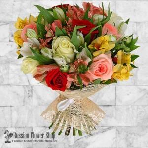 Ucrania ramo de flores #23