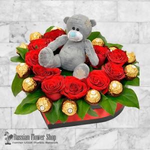 Ramo de Rosas de Ucrania #42