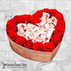 Ramo de Rosas de Ucrania #44