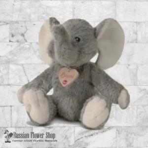 """Ukraine soft toy """"Elephant"""""""